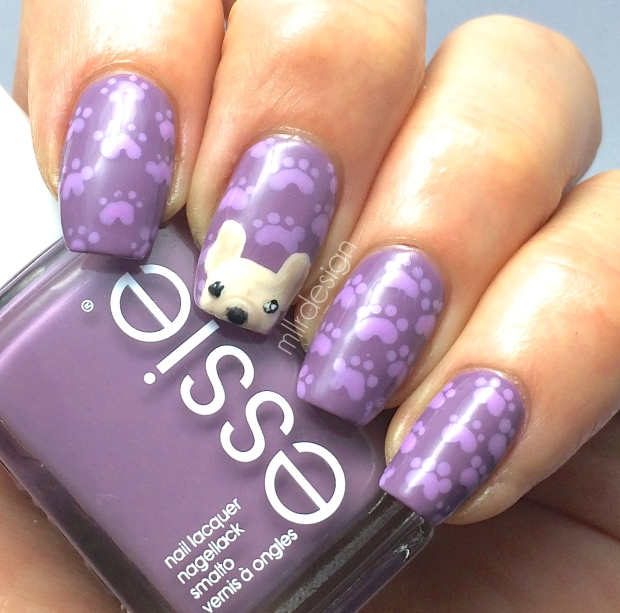 frenchie mani