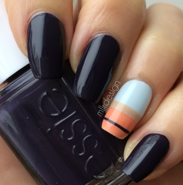 Essie 'under the twilight'
