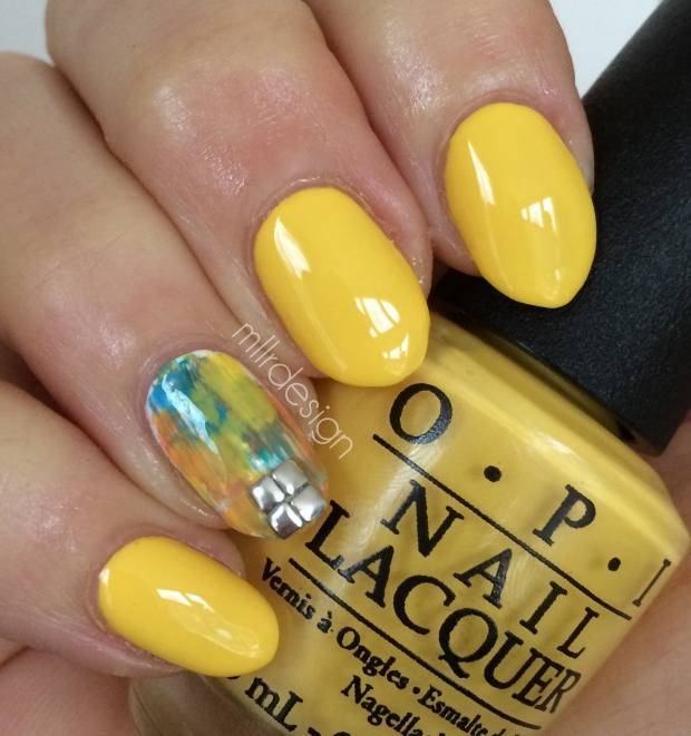 OPI I just can't Cope-cabana