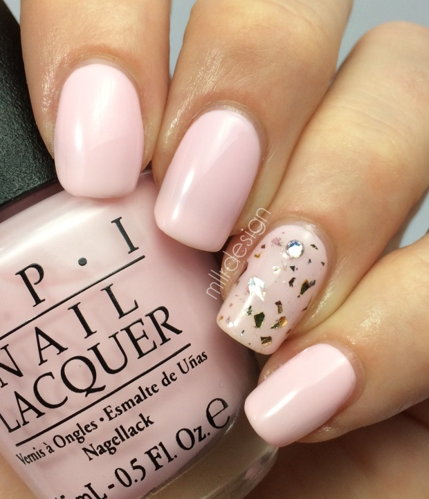 OPI I LOVE APPLAUSE & GAINING MOLE-MENTUM