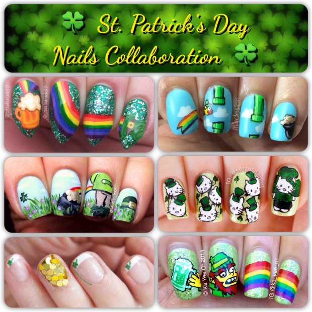 S:t Patricks day collaboration