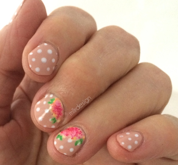 Flowers on nubbins