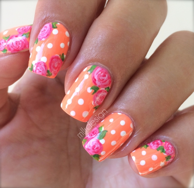 roses & dots