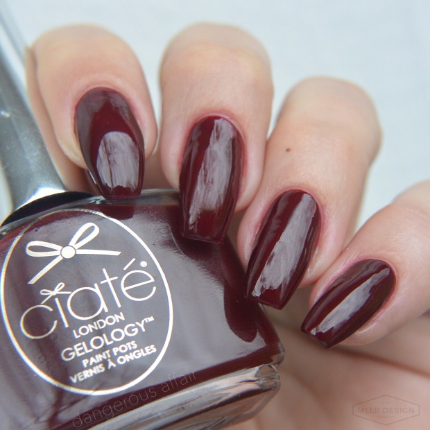 Ciaté Gelology Dangerous Affair