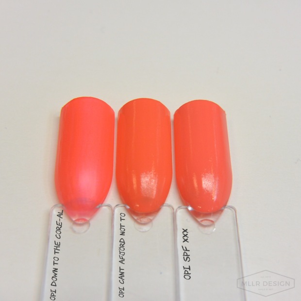 OPI SPF XXX dupes & comparisons