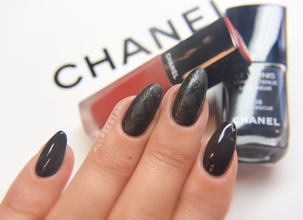 Chanel Gris Obscur