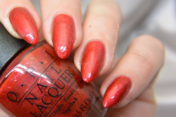 OPI Fire Escape Rendezvous